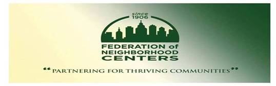 Federation of Neighborhood Centers Logo