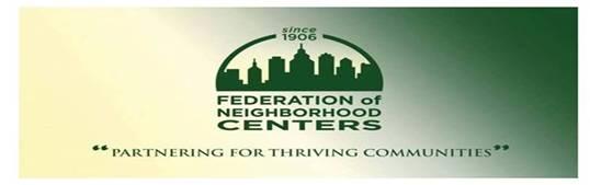 Federation of Neighborhood Centers Logo